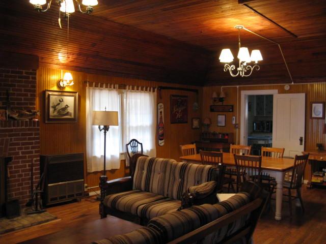 Maple Cottage Interior